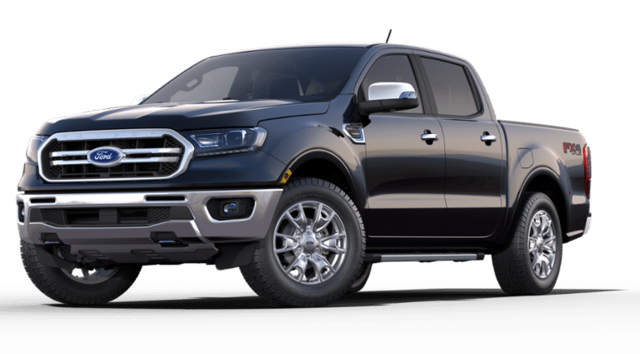 New 2019 Ford Ranger Lariat Truck SuperCrew Roseburg, OR